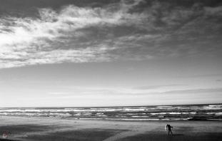Sur une plage d'Oregon [2]
