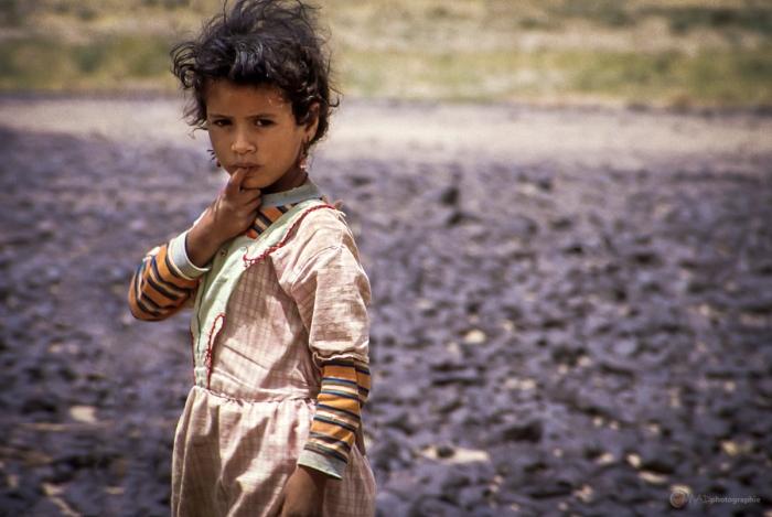 Enfant du désert