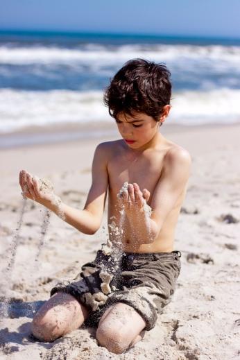 Figer le sable